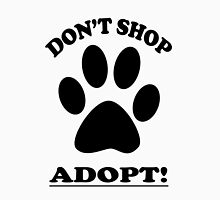 DON'T SHOP....ADOPT! Men's Baseball ¾ T-Shirt