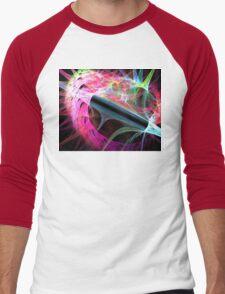 Light Speed Men's Baseball ¾ T-Shirt