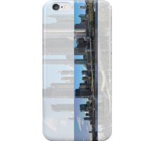 Brisbane from Southbank (P-i) iPhone Case/Skin