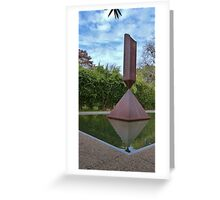 Zen 2 Greeting Card