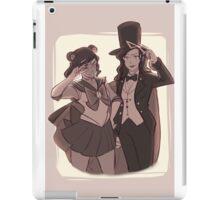 Sailor Korra & Tuxedo Sato iPad Case/Skin
