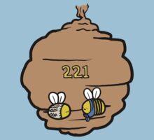 221 Bee Baker Street by geothebio