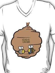 221 Bee Baker Street T-Shirt