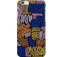 Just Lines... iPhone Case/Skin