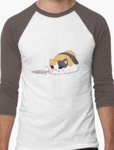 Don't worry, it was delicious! Men's Baseball ¾ T-Shirt