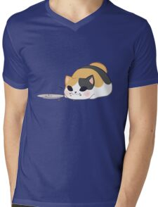 Don't worry, it was delicious! Mens V-Neck T-Shirt