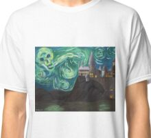 Starry Night at Hogwarts Classic T-Shirt