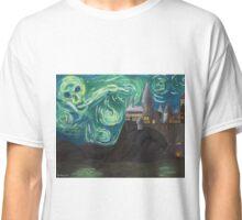 Starry Night at Hogwarts Classic T-Shirt