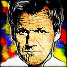 GORDON RAMSAY-COLOUR by OTIS PORRITT