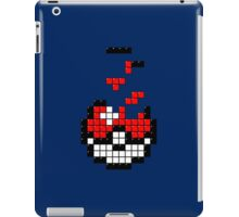Pokeball Tetris iPad Case/Skin
