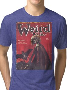 Weird Tales Magazine Tri-blend T-Shirt