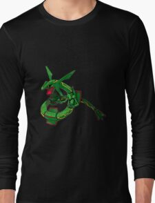 Rayquaza Long Sleeve T-Shirt