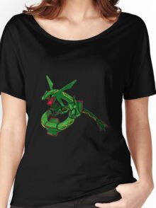 Rayquaza Women's Relaxed Fit T-Shirt