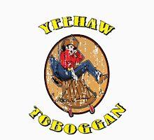 Yeehaw cowboy - distressed version Men's Baseball ¾ T-Shirt
