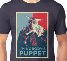 Nobody's Puppet Unisex T-Shirt