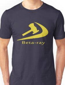 Beta-Ray Disc Unisex T-Shirt