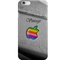 Vintage Apple iphone Case iPhone Case/Skin