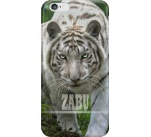 Zabu iPhone Case/Skin