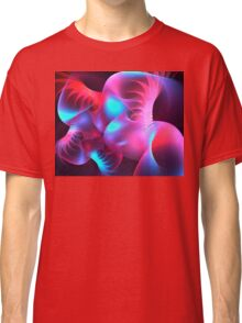 Feather Coral Classic T-Shirt