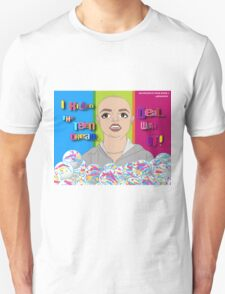 Britney Killed The Teen Dream. Deal With It!  T-Shirt