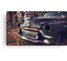 that car I've been wanting to shoot Canvas Print