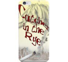 Catcher in the Rye Concept Art iPhone Case/Skin