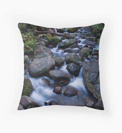 Wairere Baulders Throw Pillow