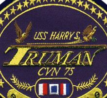USS Harry S. Truman (CVN-75) Crest Sticker
