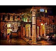 Diocletian's Palace Photographic Print