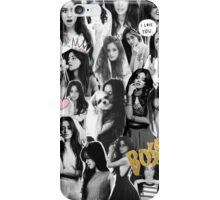 Camila Cabello From Fifth Harmony Collage iPhone Case/Skin
