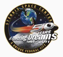 Stennis Space Center Logo  by Spacestuffplus