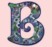 The Letter B Kids Clothes