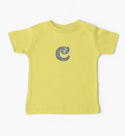 The Letter C Baby Tee