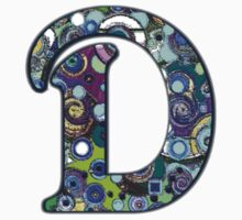 The Letter D Kids Clothes