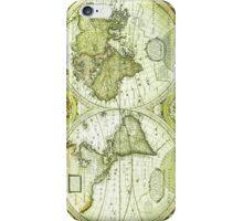 ANTIQUE WORLD iPhone Case/Skin