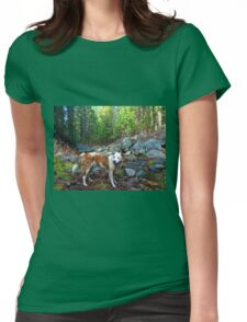 Adventures with the Daphne Girl Womens Fitted T-Shirt