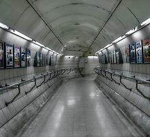 Tunnel by Svetlana Sewell