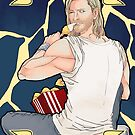 Thor Odinson by rellicgin