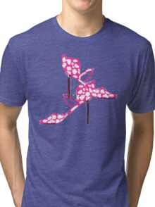 PINK AND SASSY     TEE/BABY GROW Tri-blend T-Shirt