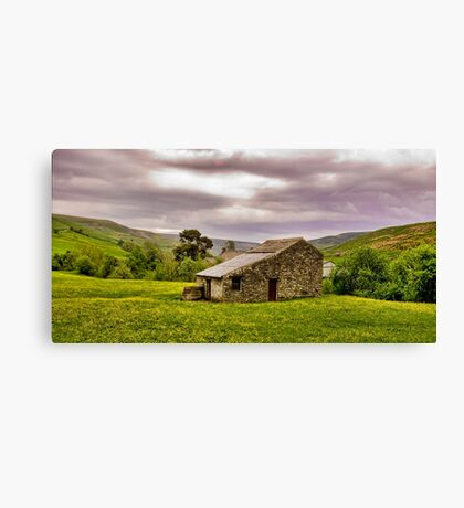 The Barn Canvas Print