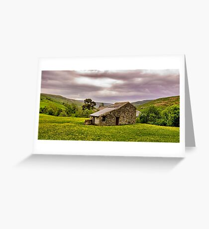 The Barn Greeting Card