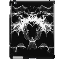 what do you see on Black iPad Case/Skin