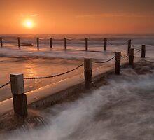 Maroubra sunrise by KeithMcInnes