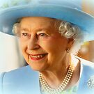 Queen Elizabeth II ~ Diamond Jubilee by ©The Creative Minds