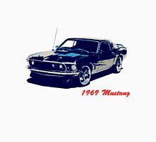 Mustang Cutout Tee Unisex T-Shirt