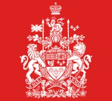 CANADA-COAT OF ARMS by IMPACTEES