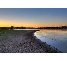 Sunset Groove Photographic Print