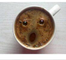 Sherlock Drugged My Coffee! Sticker