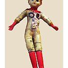 Interiority doll by Thelma Van Rensburg