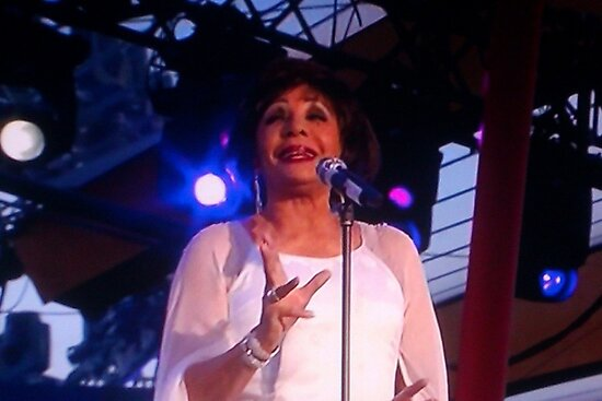 Dam Shirley Bassey by Marie Brown ©